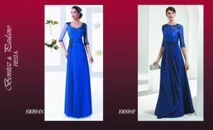 Trajes y Vestidos: 1808MN 1809MF - Benitez & Paulano | Trajes de novio y vestidos de fiesta