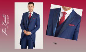 Trajes y Vestidos: T100 - Benitez & Paulano | Trajes de novio y vestidos de fiesta