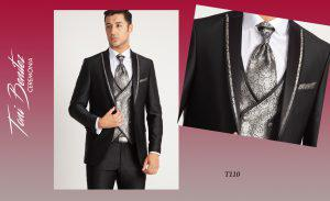 Trajes y Vestidos: T110 - Benitez & Paulano   Trajes de novio y vestidos de fiesta