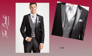 Trajes y Vestidos: T120 - Benitez & Paulano | Trajes de novio y vestidos de fiesta