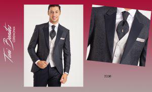 Trajes y Vestidos: T130 - Benitez & Paulano   Trajes de novio y vestidos de fiesta