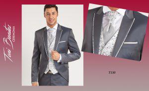 Trajes y Vestidos: T150 - Benitez & Paulano | Trajes de novio y vestidos de fiesta