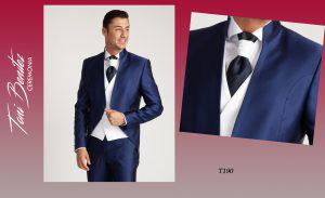 Trajes y Vestidos: T190 - Benitez & Paulano | Trajes de novio y vestidos de fiesta