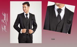Trajes y Vestidos: T210 - Benitez & Paulano   Trajes de novio y vestidos de fiesta