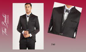 Trajes y Vestidos: T40 - Benitez & Paulano | Trajes de novio y vestidos de fiesta