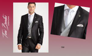 Trajes y Vestidos: T80 - Benitez & Paulano | Trajes de novio y vestidos de fiesta