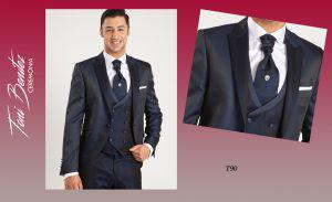 Trajes y Vestidos: T90 - Benitez & Paulano   Trajes de novio y vestidos de fiesta